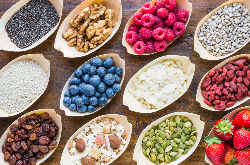 Unlocking the Power of Superfoods