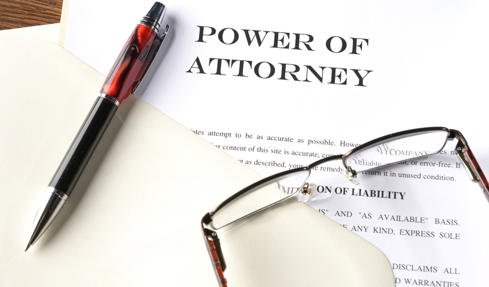 Why Naming a Power of Attorney is Important